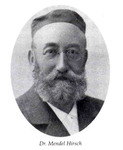 Rabbi Mendel Hirsch